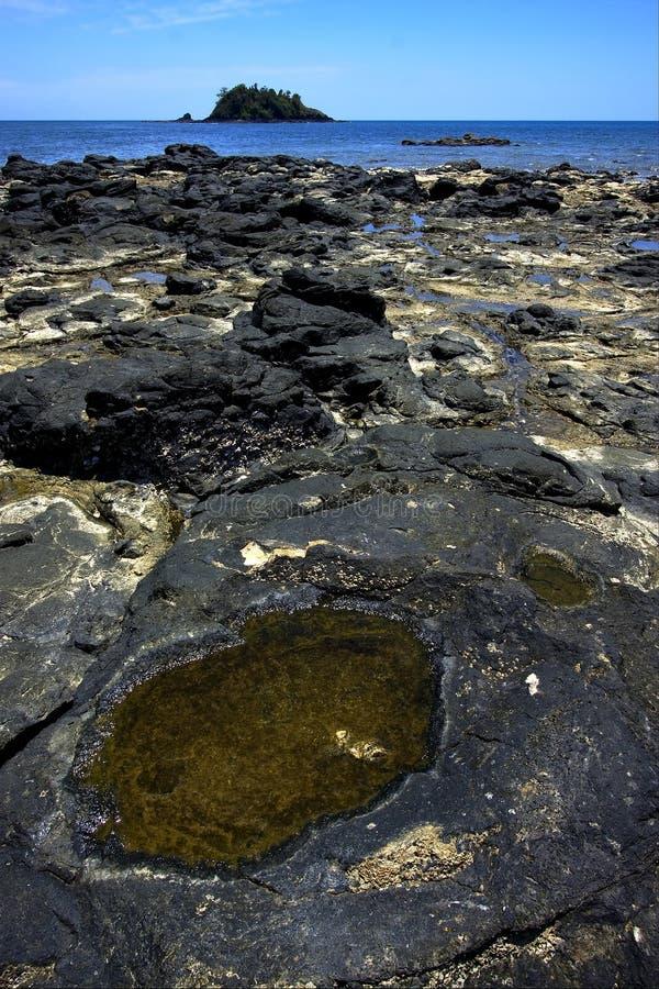 Αδιάκριτος να είστε, παραλία andilana, Μαδαγασκάρη στοκ εικόνες με δικαίωμα ελεύθερης χρήσης