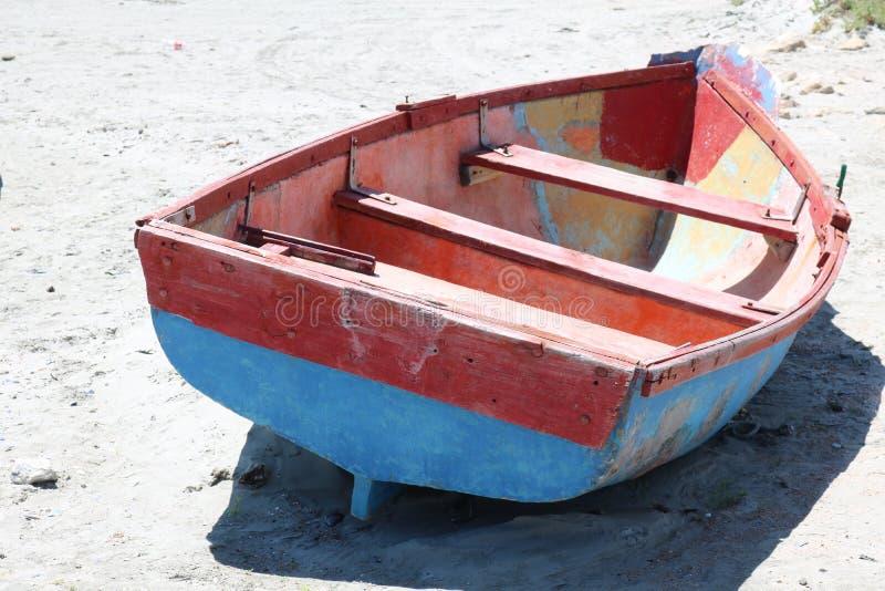 Αλιευτικά σκάφη, Paternoster, δυτικό ακρωτήριο, Νότια Αφρική στοκ φωτογραφία με δικαίωμα ελεύθερης χρήσης