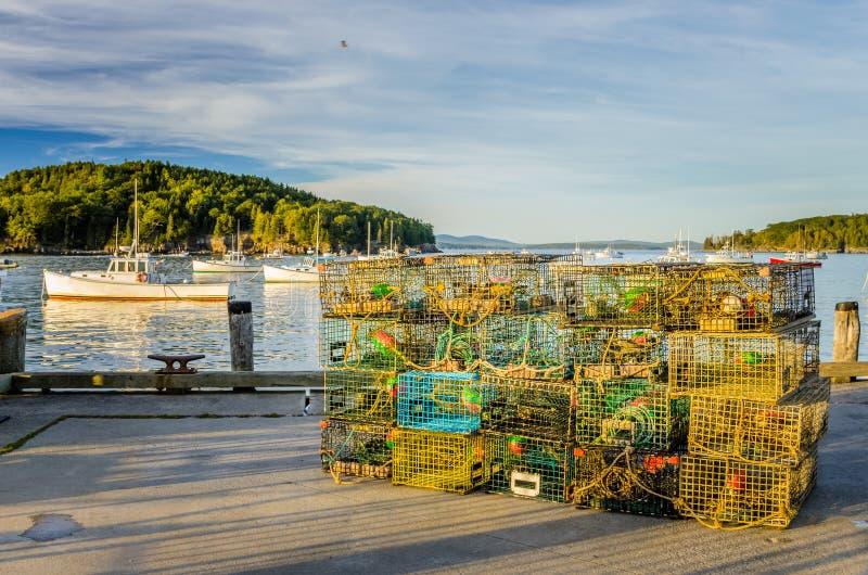 Αλιευτική βιομηχανία στοκ φωτογραφία με δικαίωμα ελεύθερης χρήσης