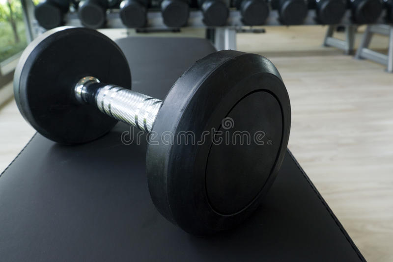 Αλτήρες για την ανύψωση βάρους στοκ φωτογραφίες
