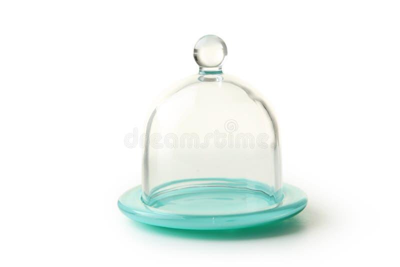 Βάζο κουδουνιών γυαλιού στοκ φωτογραφίες