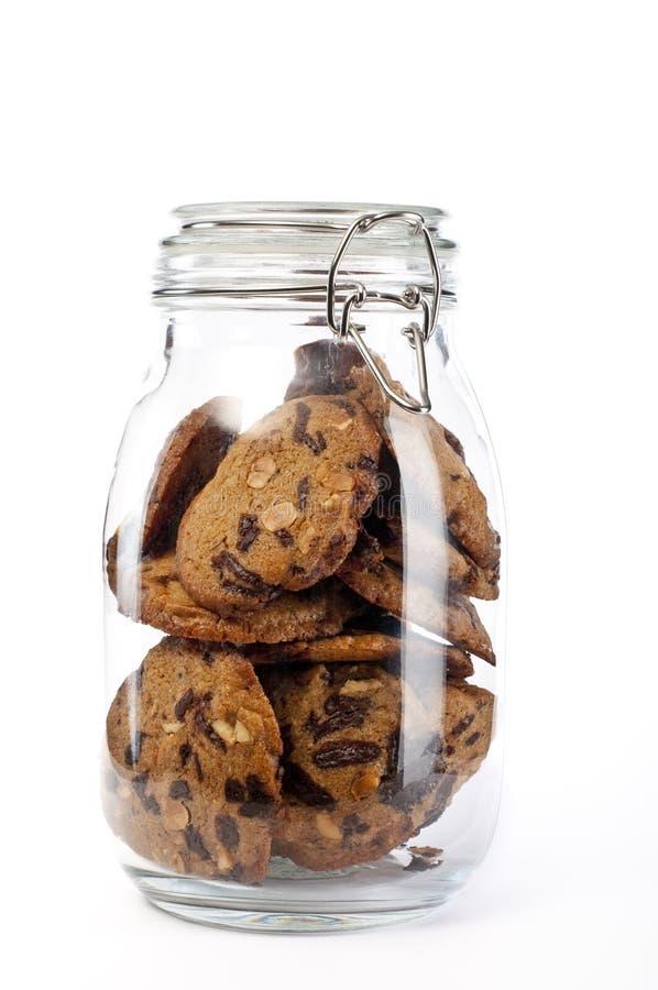 βάζο μπισκότων στοκ φωτογραφίες