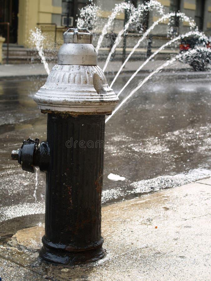 βάλτε φωτιά στο στόμιο υδ&rho στοκ φωτογραφίες με δικαίωμα ελεύθερης χρήσης