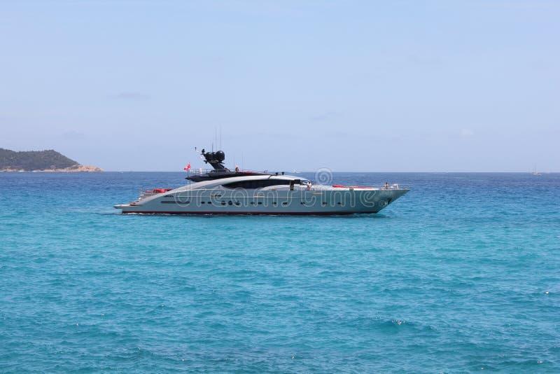 βάρκα γρήγορος Άγιος κόλ&pi στοκ φωτογραφία με δικαίωμα ελεύθερης χρήσης