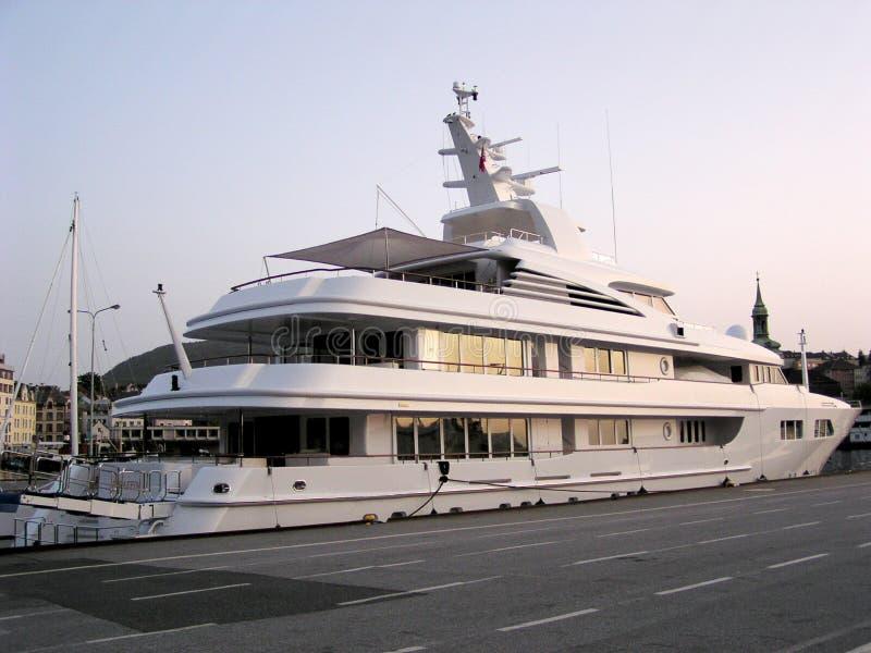 βάρκα ιδιωτική στοκ εικόνες