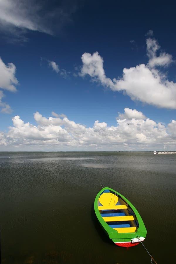 βάρκα λίγα στοκ φωτογραφία με δικαίωμα ελεύθερης χρήσης