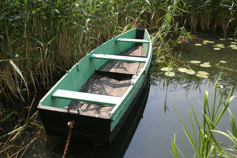 βάρκα παλαιά στοκ φωτογραφίες