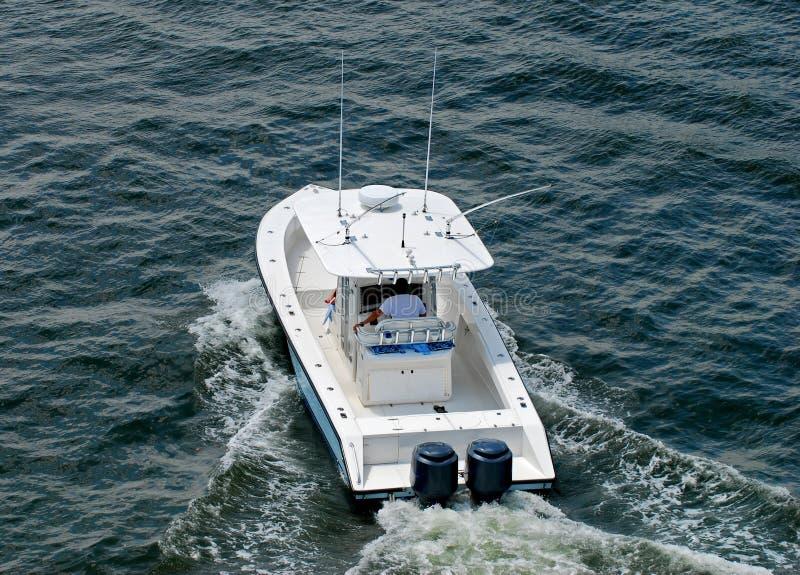 βάρκα που αλιεύει τη Φλώρ&io στοκ φωτογραφίες με δικαίωμα ελεύθερης χρήσης