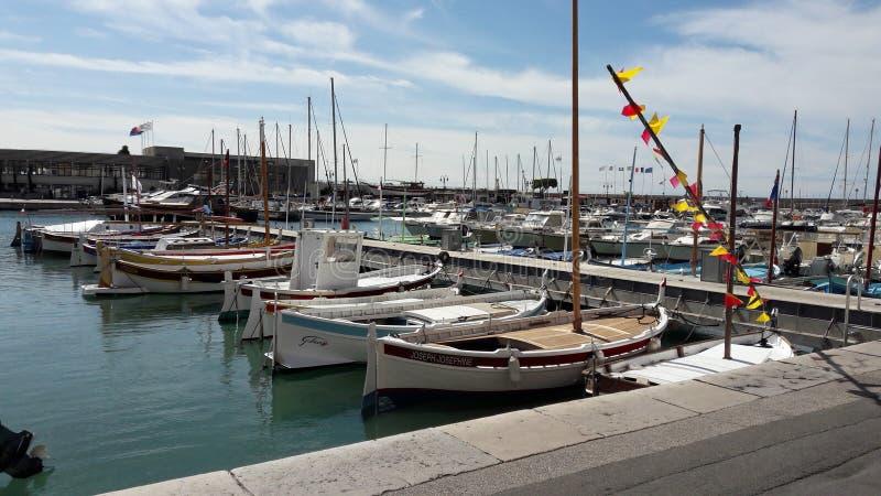 βάρκα του cassis στοκ φωτογραφία με δικαίωμα ελεύθερης χρήσης