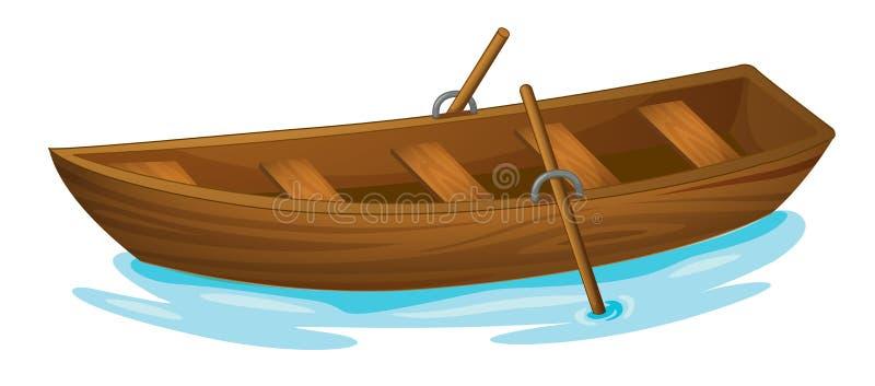 βάρκα ελεύθερη απεικόνιση δικαιώματος