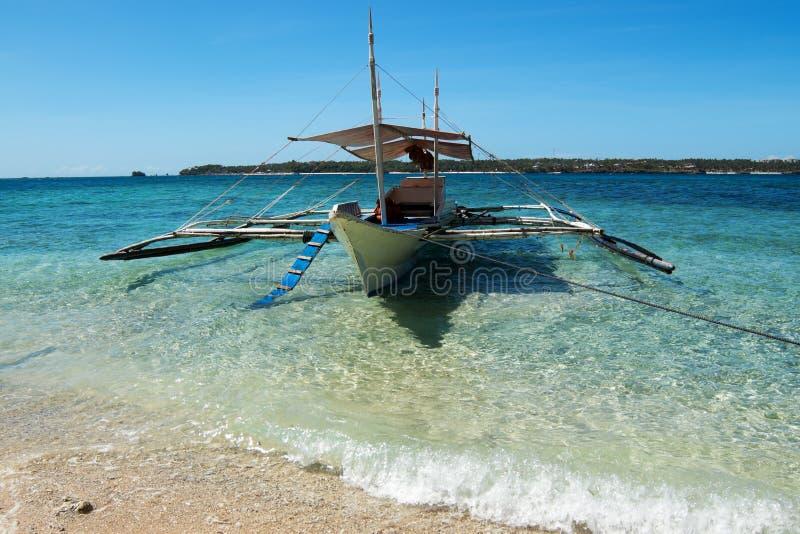 βάρκα banca στοκ εικόνες με δικαίωμα ελεύθερης χρήσης
