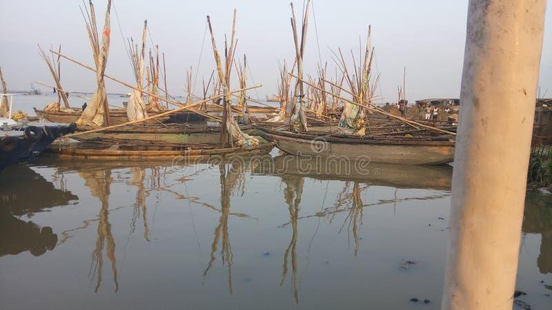 Βάρκες άμμου στοκ εικόνες με δικαίωμα ελεύθερης χρήσης