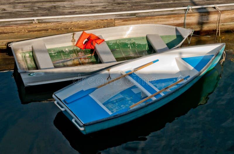 Βάρκες υπόλοιπου κόσμου στοκ εικόνες με δικαίωμα ελεύθερης χρήσης