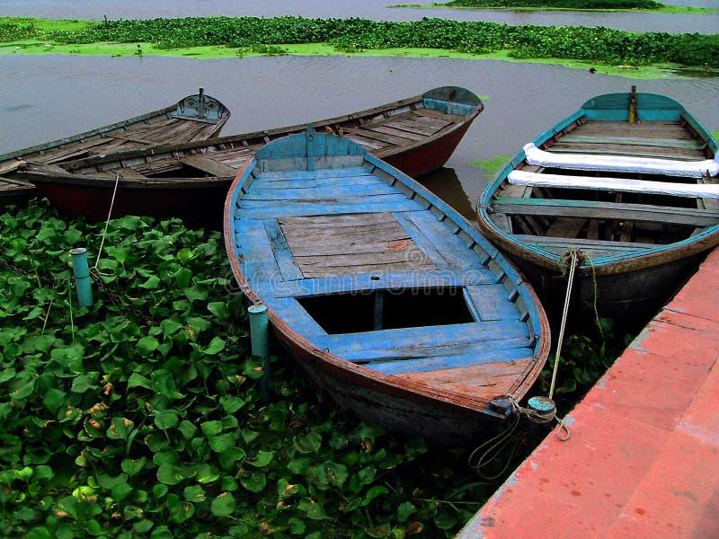 βάρκες στοκ φωτογραφίες