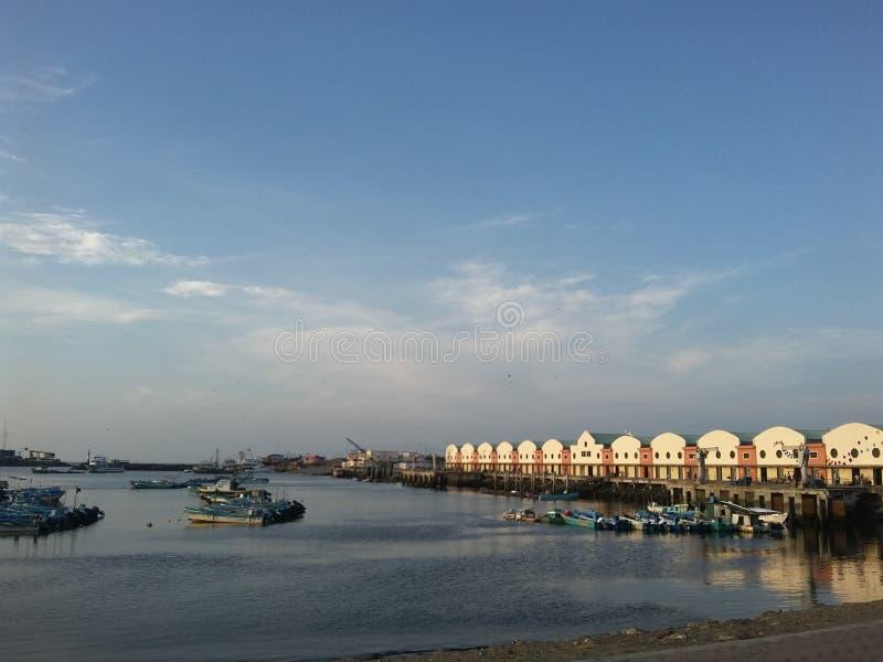 Βάρκες Esmeraldas στοκ φωτογραφίες