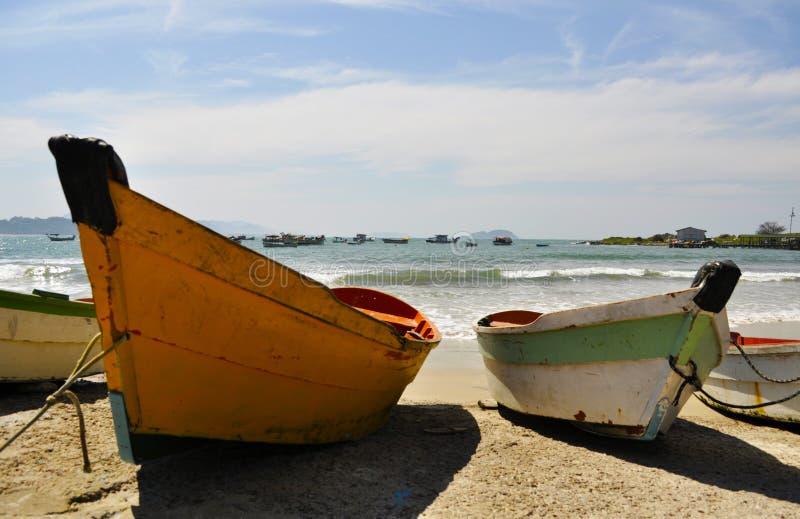 Βάρκες Smalles στοκ φωτογραφία με δικαίωμα ελεύθερης χρήσης