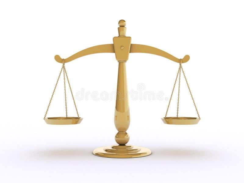 βάρος κλίμακας ελεύθερη απεικόνιση δικαιώματος