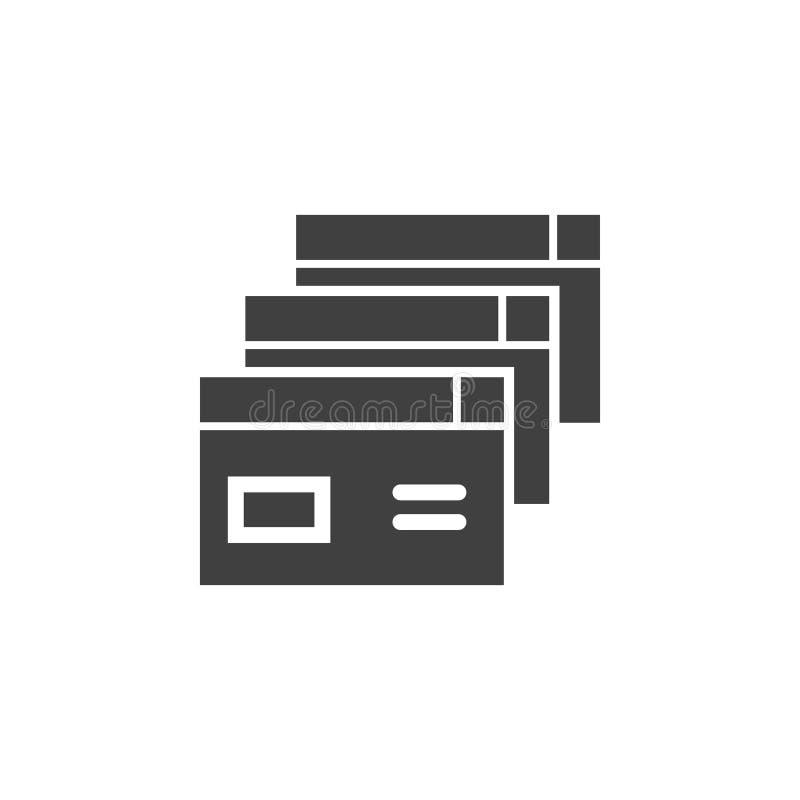 Βάση δεδομένων, κεντρικός υπολογιστής, διανυσματικό εικονίδιο ζυθοποιών Στοιχείο των στοιχείων για την κινητή απεικόνιση έννοιας  ελεύθερη απεικόνιση δικαιώματος