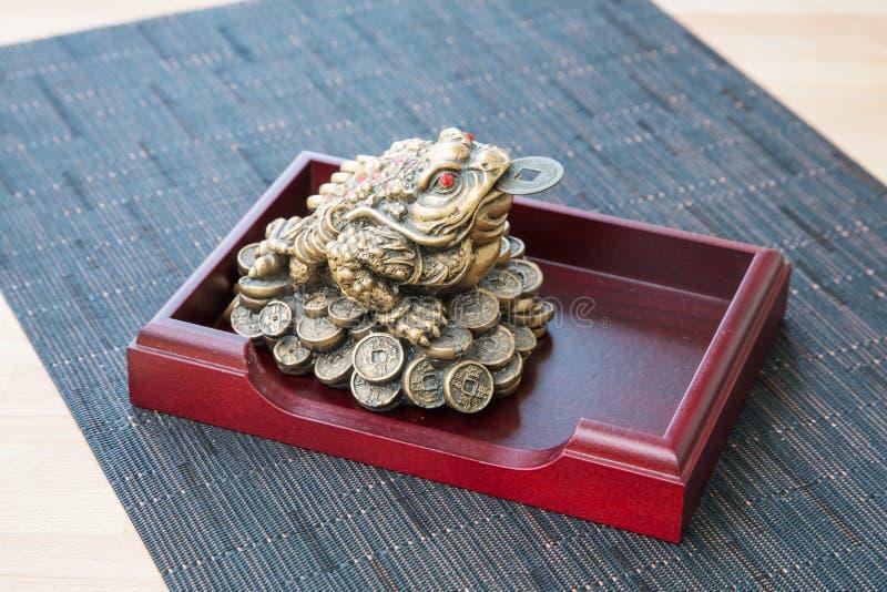 Βάτραχος χρημάτων στοκ εικόνες με δικαίωμα ελεύθερης χρήσης