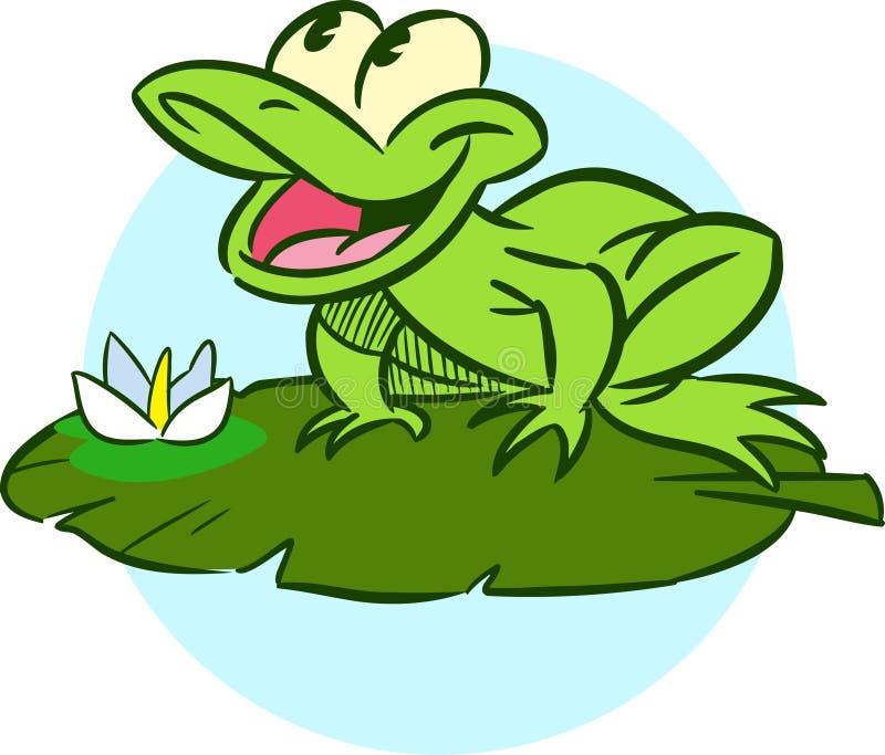 Βάτραχος απεικόνιση αποθεμάτων