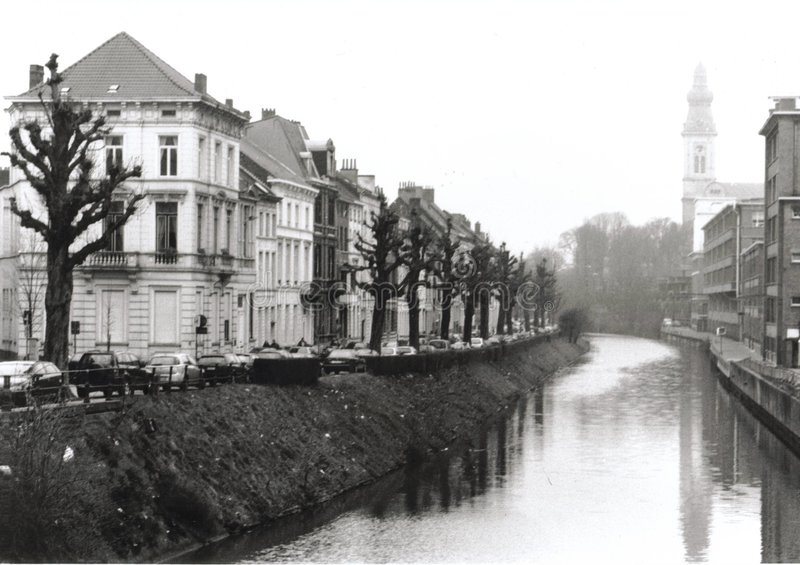 Βέλγιο gent στοκ φωτογραφίες
