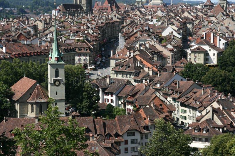 Βέρνη Ελβετία στοκ εικόνα