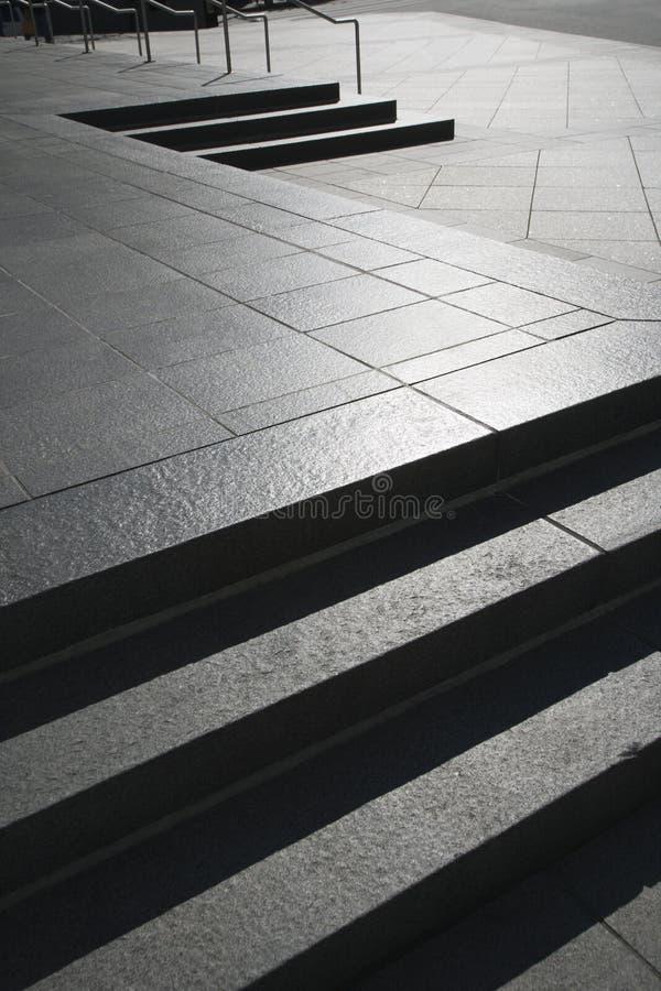 βήματα γρανίτη στοκ φωτογραφίες με δικαίωμα ελεύθερης χρήσης