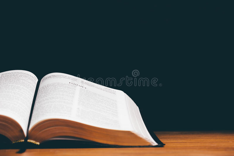 Βίβλος ανοικτή στοκ εικόνες
