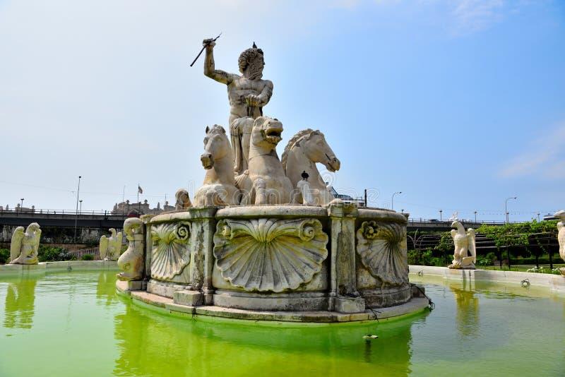 Βίλα του πρίγκηπα, Γένοβα, Ιταλία στοκ φωτογραφίες με δικαίωμα ελεύθερης χρήσης