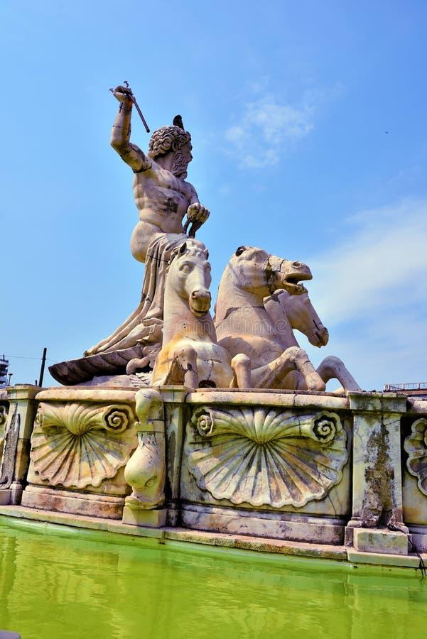 Βίλα του πρίγκηπα, Γένοβα, Ιταλία στοκ φωτογραφία