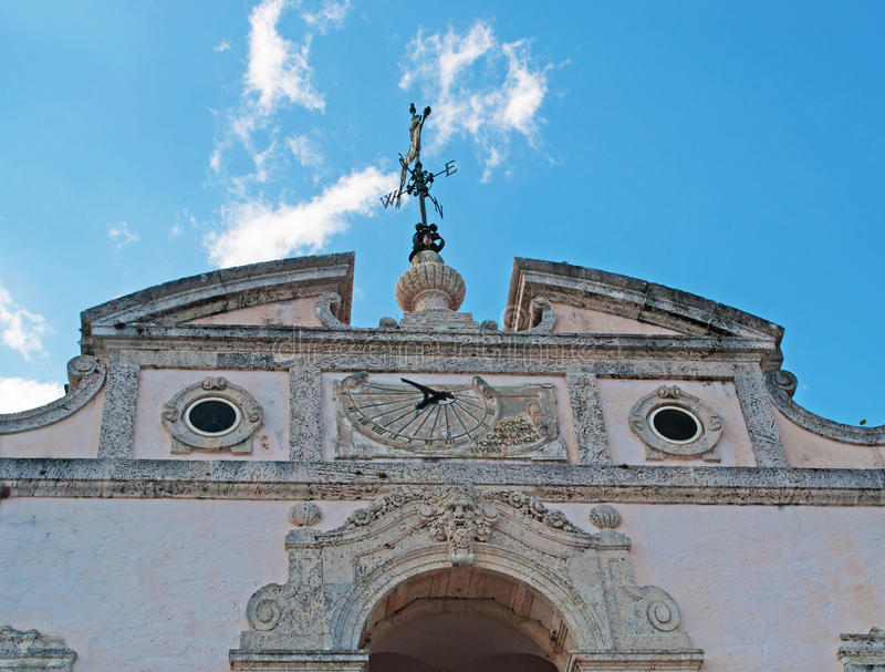 Βίλα Vizcaya, κύριο σπίτι, άλσος καρύδων, κόλπος Biscayne, Μαϊάμι, Φλώριδα στοκ εικόνες