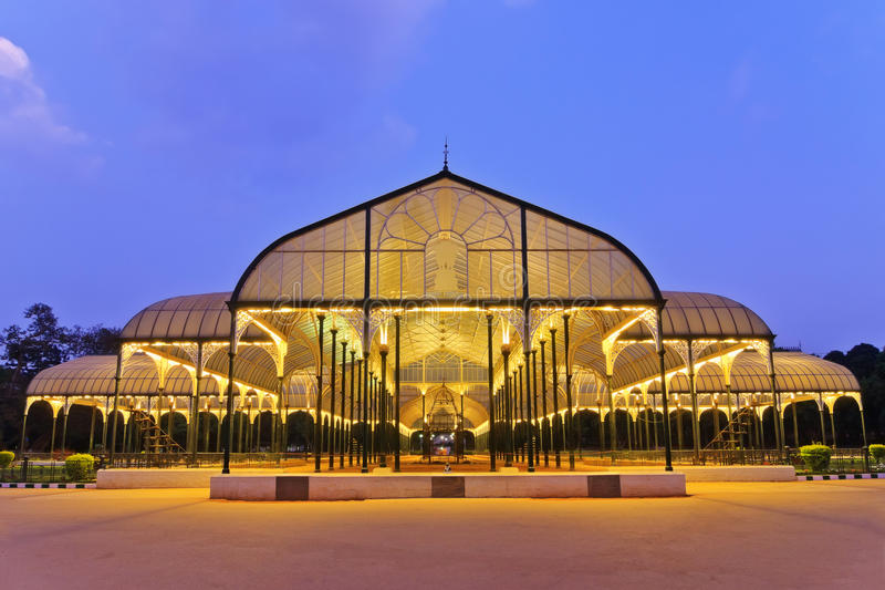 Βαγκαλόρη, Ινδία στοκ εικόνα