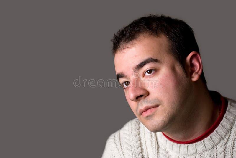 βαθειά σκέψη ατόμων στοκ φωτογραφία με δικαίωμα ελεύθερης χρήσης