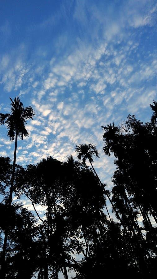 βαθύς ουρανός στοκ φωτογραφία με δικαίωμα ελεύθερης χρήσης