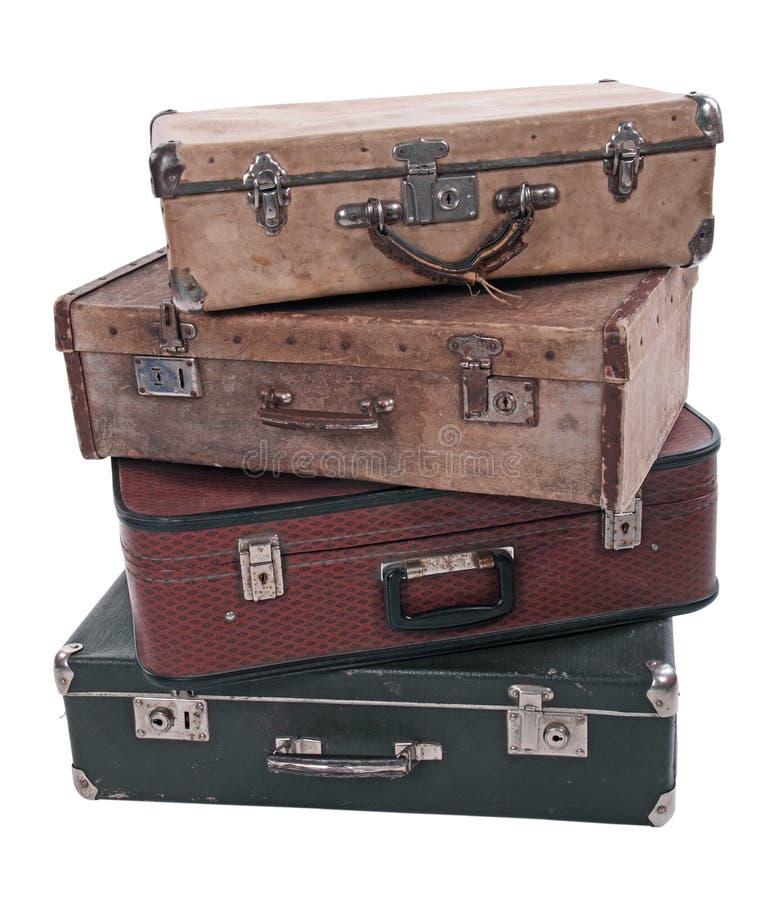 βαλίτσες στοκ φωτογραφία