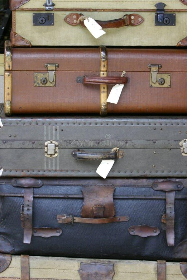 βαλίτσες στοκ φωτογραφίες