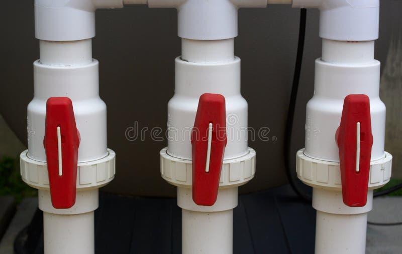 βαλβίδες στοκ εικόνα με δικαίωμα ελεύθερης χρήσης
