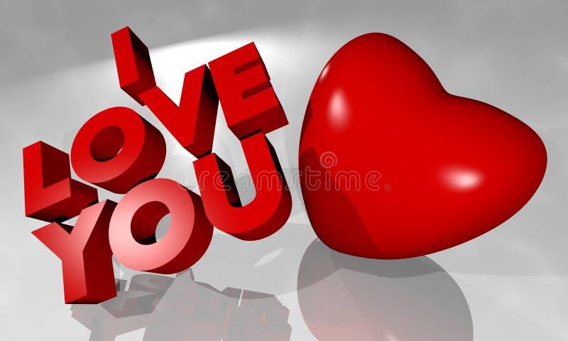 Download βαλεντίνος χαιρετισμών απεικόνιση αποθεμάτων. εικονογραφία από καρδιά - 22793324