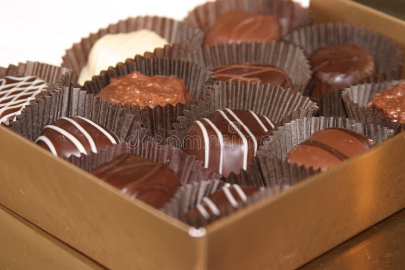 Download βαλεντίνος 2 σοκολατών στοκ εικόνα. εικόνα από αντανακλάσεις - 57873