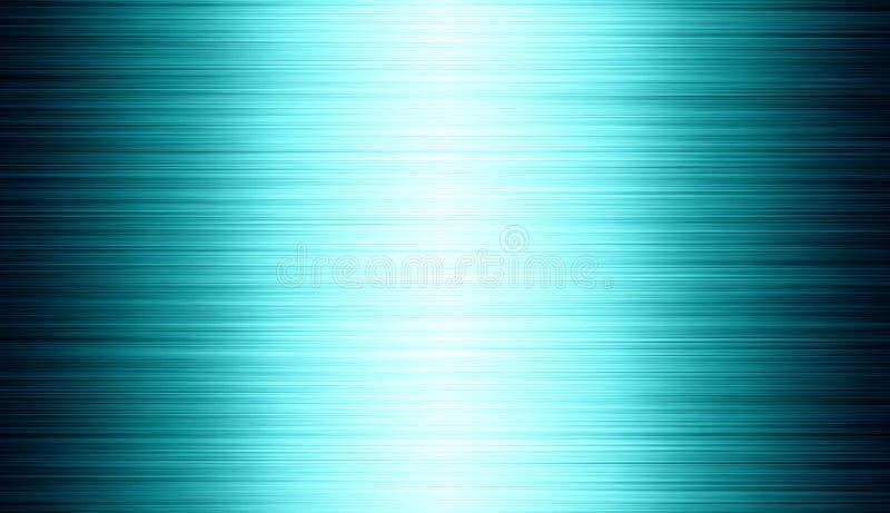 Βαμμένο βουρτσισμένο μέταλλο: υπόβαθρο σύστασης χάλυβα ή αλουμινίου ελεύθερη απεικόνιση δικαιώματος