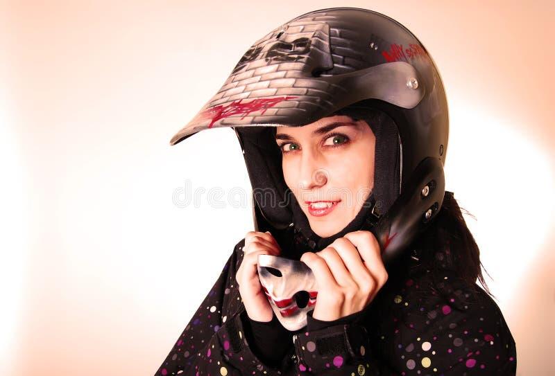 Download βαμπίρ κοριτσιών στοκ εικόνες. εικόνα από ακραίος, ηθοποιών - 13190320
