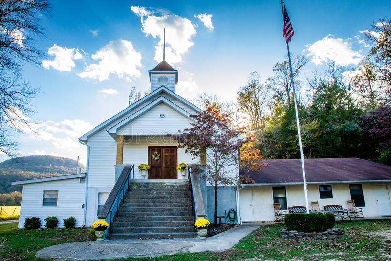 Βαπτιστική εκκλησία Boxley στοκ φωτογραφίες