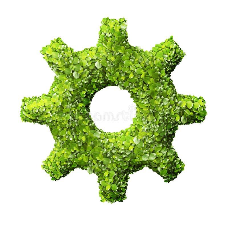 Βαραίνω ή εργαλεία από την πράσινη χλόη στοκ εικόνα με δικαίωμα ελεύθερης χρήσης