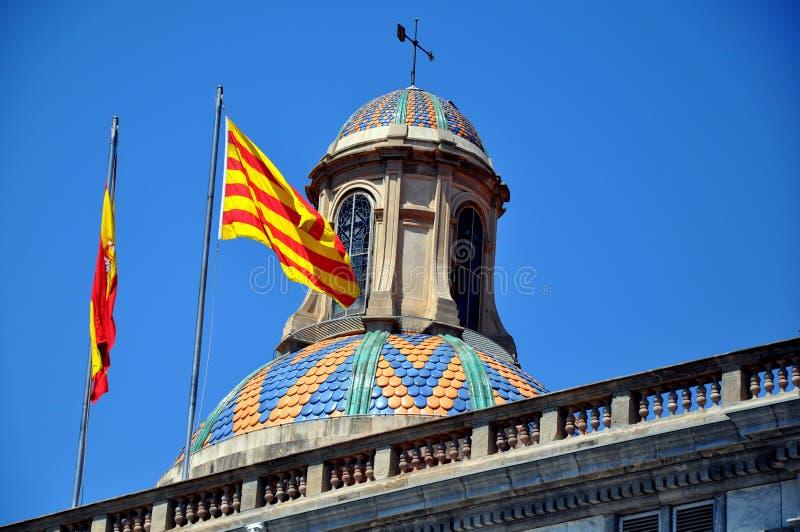 Βαρκελώνη στοκ φωτογραφίες