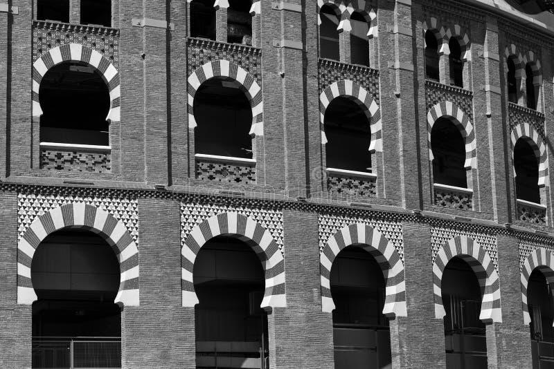 Βαρκελώνη Ισπανία: Χώροι στοκ φωτογραφίες