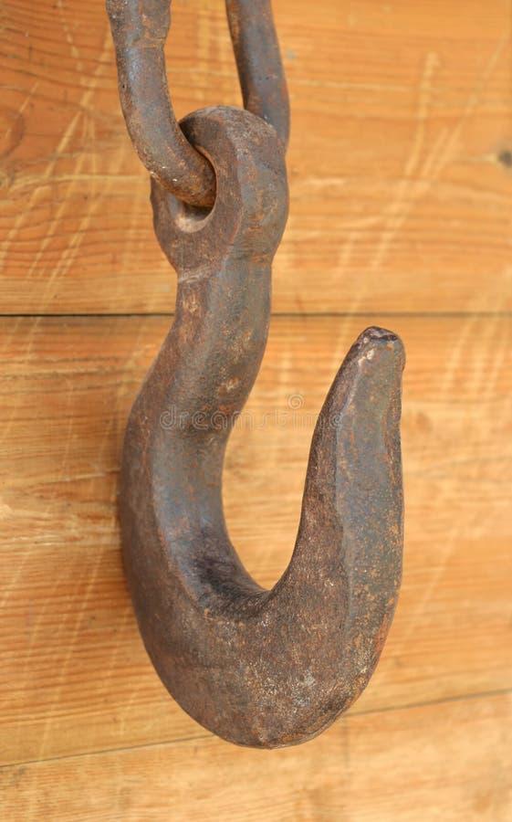 βαρύς σίδηρος αγκιστριών στοκ φωτογραφία με δικαίωμα ελεύθερης χρήσης