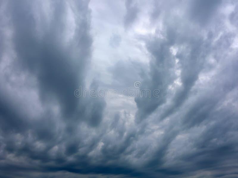 Βαρύς συννεφιάζω σωρείτης στοκ εικόνα με δικαίωμα ελεύθερης χρήσης