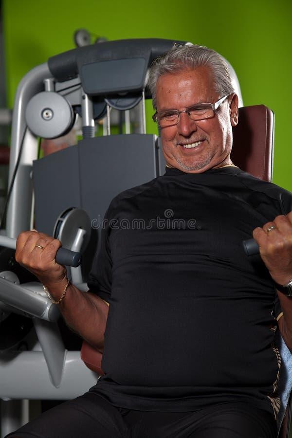 βαρύ workout στοκ εικόνες