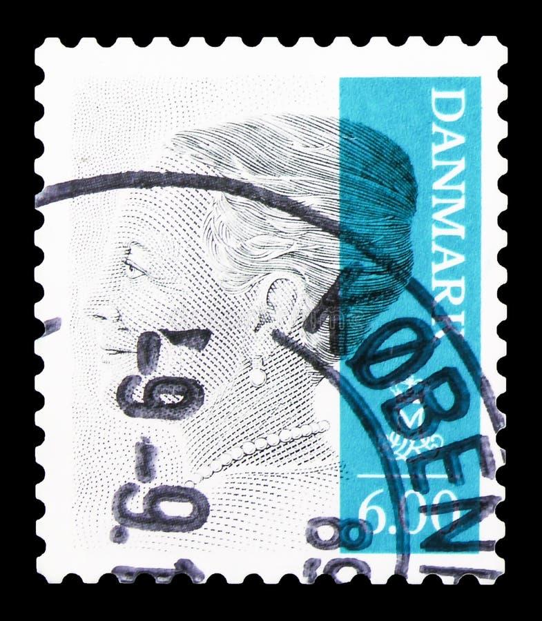 Βασίλισσα Μαργαρίτα ΙΙ, 6η σειρά, περίπου το 2011 στοκ εικόνα με δικαίωμα ελεύθερης χρήσης