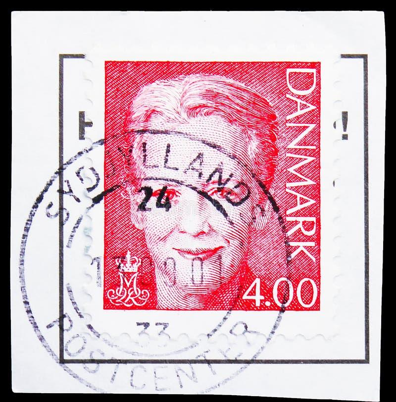 Βασίλισσα Margrethe ΙΙ, serie, circa 2000 στοκ εικόνες